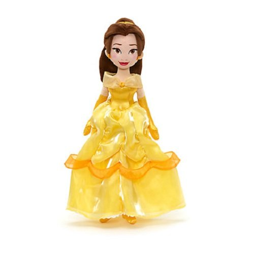 (Official Disney Beauty & The Beast 50cm Belle Soft Plush Toy)
