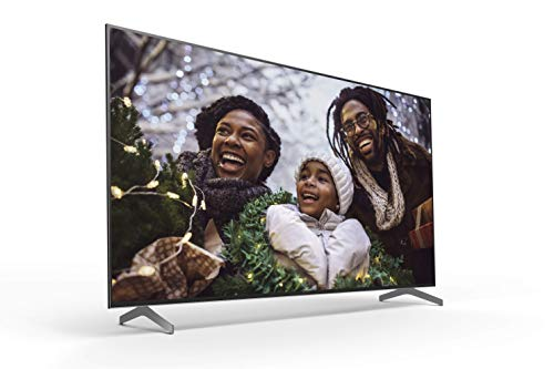 Sony X900H 75-inch TV: 4K Ultra HD Smart LED TV with HDR, Game Mode for Gaming, and Alexa Compatibility - 2020 Model