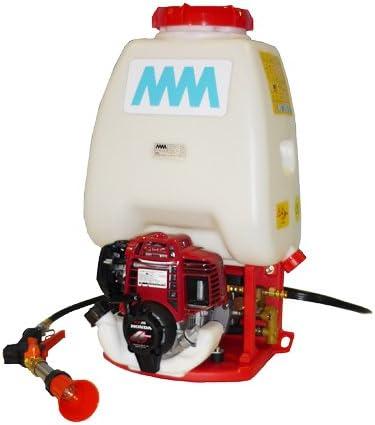 MM Sprayer 25l-h-r–Pulverizador Mochila Térmica con motor a gasolina Honda GX25