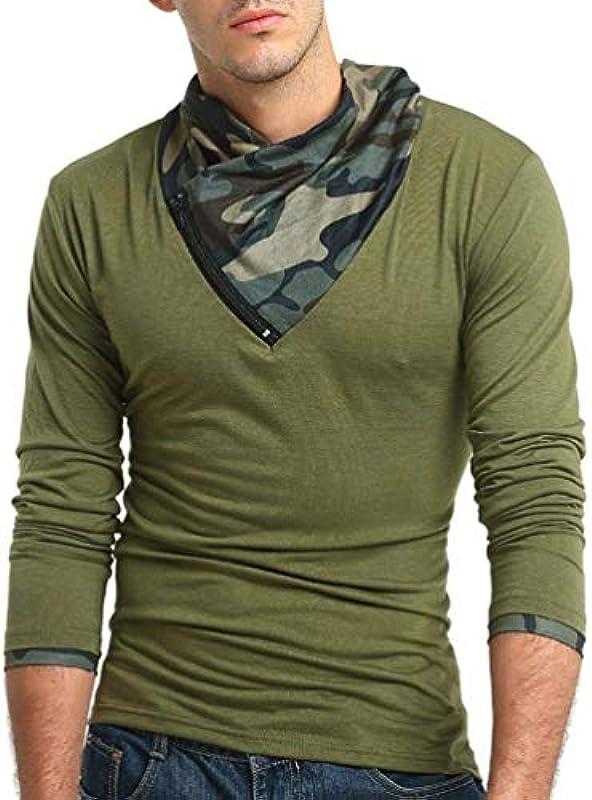 Męska jesień maskowanie sweter bluzy sukienki gÓrne części koszulka bawełniana odzież bluzka bluza bluza długa koszula sukienka letnia tunika koszula Westeblau: Odzież