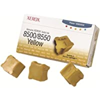 XEROX Genuine Xerox - 3 - yellow - solid inks - for Phaser 8500DN, 8500N, 8550DP, 8550DT, 8550DX / 108R00671 /