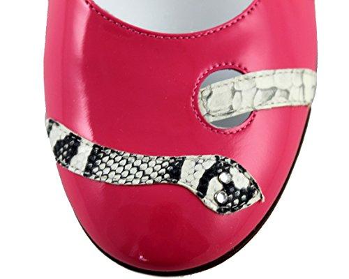 Piampiani - Zapatillas Mujer fucsia