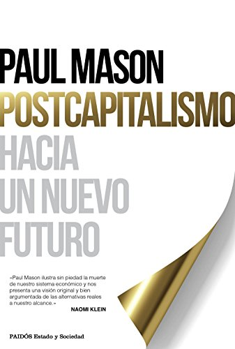 Descargar Libro Postcapitalismo Paul Mason