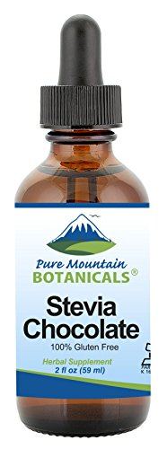 Stevia Chocolate Drops Alcohol Flavored product image