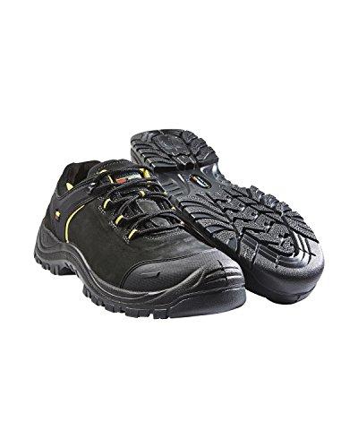 Blakläder 231710909997W46–Zapatos de seguridad S3SRC talla W46Negro/Gris Fonce