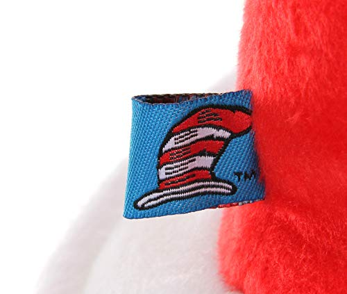 elope Dr. Seuss Cat in the Hat Deluxe Velboa Hat by elope (Image #4)'