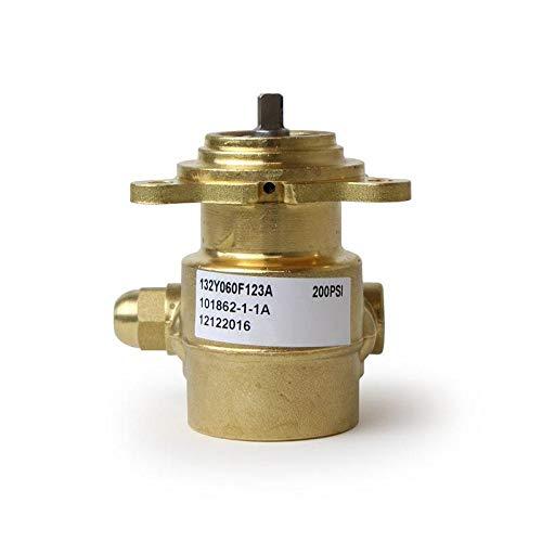 """PROCON Pumpenkopf für Kaffeemaschine mit Filter Länge 82mm Achse 4,8x11mm 3//8/"""""""