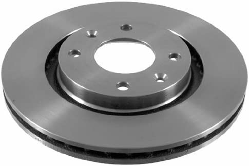 front internally ventilated No of Holes 4 2 Brake Disc febi bilstein 21120 Brake Disc Set