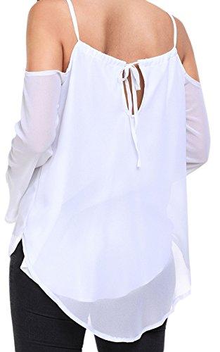 Elsa Steen - Camisas - Manga Larga - para mujer Weiß