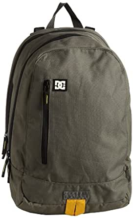 DC Men's Montano School Backpack, Dusty Olive, One Size