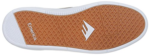 ESWIC Shoes WHITE X LACED Skateboard EMERICA BROWN ROMERO FxBOX67q