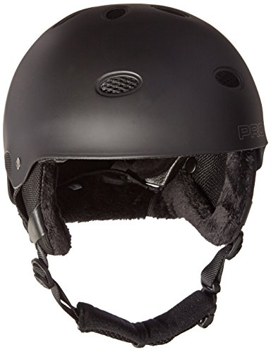 Pro-tec B2 Snow Helmet, Matte Black, Small