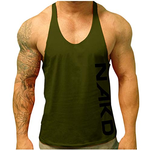 NEW MENS BLACK SINGLET PARTY X REPEAT TANK TOP DANCE MUSCLE GYM CASUAL COOL