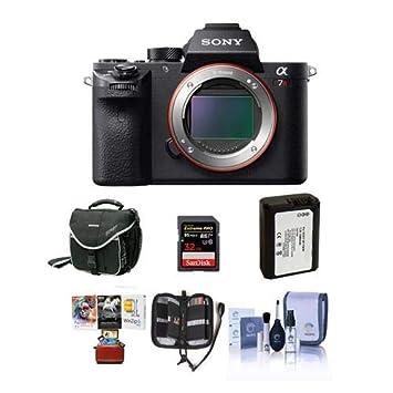Amazon.com: Sony a7R II Alpha - Cuerpo de cámara digital sin ...
