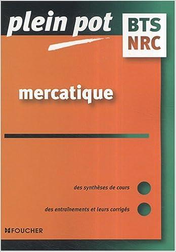 management bts management des unites comerciales bts negociation et relation client ancienne edition
