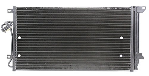 A-C Condenser - Pacific Best Inc For/Fit 3294 04-10 VW Volkswagen Touareg 03-10 Porsche Cayenne 07-15 Audi Q7