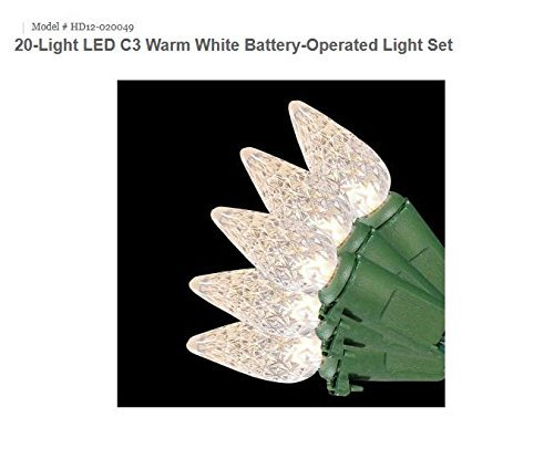 C3 Led Christmas Lights Warm White in Florida - 5
