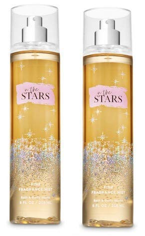 Bath and Body Works 2 Pack In The Stars Fine Fragrance Mist 8 oz.