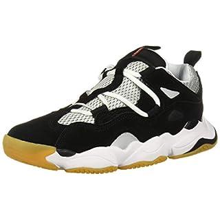 Globe Men's Option Evo Skate Shoe, Black/Grey/White, 10 Medium US