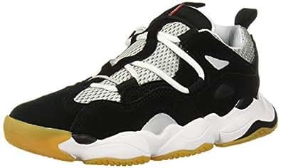 Globe Men's Option Evo Skate Shoe, Black/Grey/White, 4 Medium US