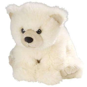 Cuddlekins 82084 - Peluche bebé oso polar (30 cm): Amazon.es: Juguetes y juegos