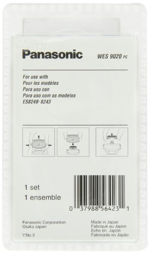 Panasonic-WES9020PC-Electric-Razor-Replacement-Inner-Blade-and-Outer-Foil-Set-for-Men