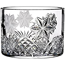 Waterford Crystal Snowflake Wishes Champagne Coaster