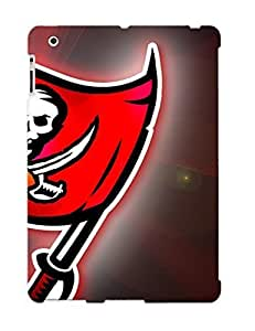Forever Collectibles Tampa Bay Buccaneers Hard Snap-on Ipad 2/3/4 Case With Design Made As Christmas's Gift