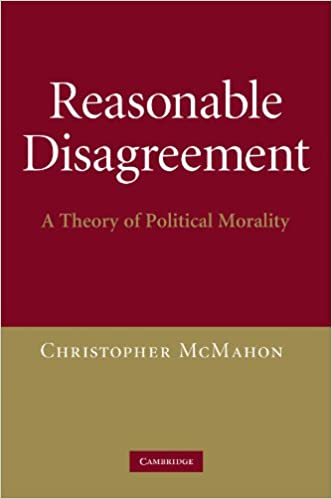 Book Reasonable Disagreement: A Theory of Political Morality
