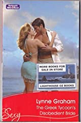 the greek tycoons disobedient bride lynne graham
