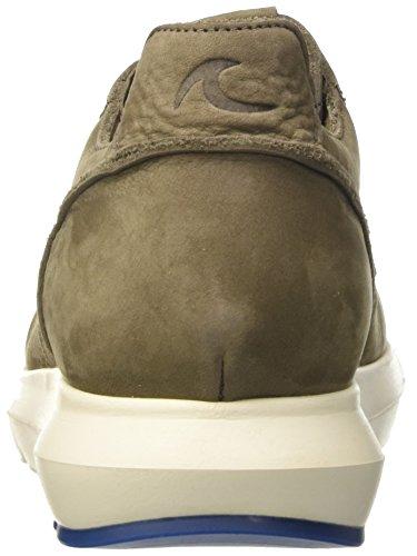 Pasadena Dove Sneaker Docksteps a Turtle Beige Collo Basso Uomo afFAwFq