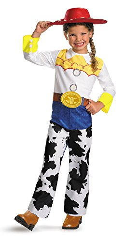 Jesse Classic Child - Size: (Woody & Jessie Costumes)