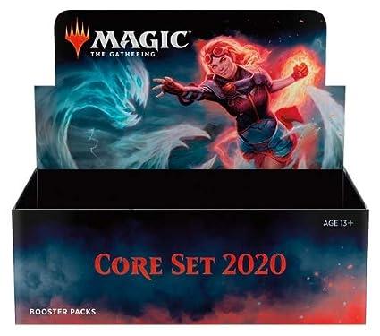 Best Pokemon Sets 2020 Amazon.com: Magic: The Gathering Core Set 2020 Booster Box | 36