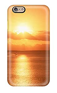 CalvinDoucet Cases Covers Protector Specially Made For Iphone 6 Landscape Sunset