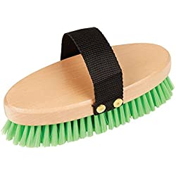 Roma Brights Body Brush Lime