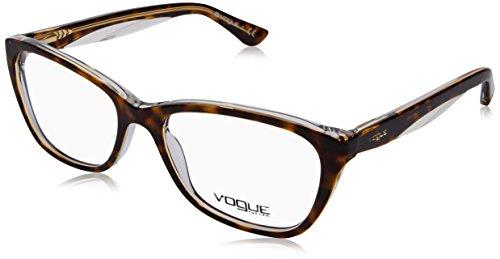 Vogue VO 2961 Women's Eyeglasses Top Havana/Transparent ()
