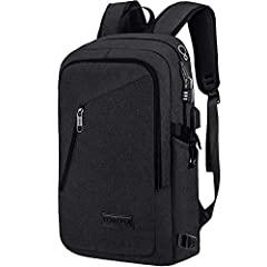 Features:--Classified:10+ independent Compartments make your things like Laptop, Phone, passport, pen, keys, wallet, watch, charger baby, Mp3, notebooks, clothes, umbrella, and bottle well classified --Safety:Anti-theft Lock protects your wal...