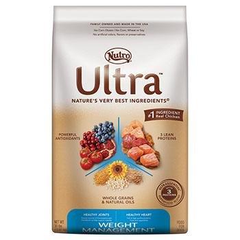 Ultra Dog Weight Management Dog Food, 30-Pound, My Pet Supplies
