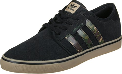 Skateboard De Homme gum4 Multicolore Adidas Chaussures Seeley negbas carton wpqCvBH