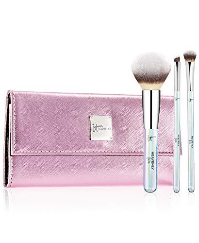 It Cosmetics Heavenly Luxe Beautiful Basics 4-Piece Brush Set