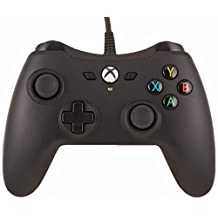 AmazonBasics Xbox One Wired Controller (Black)