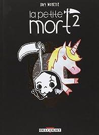 La Petite Mort, tome 2 : Le Secret de la licorne-sirène par Davy Mourier
