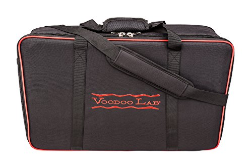 Voodoo Lab Dingbat Medium Pedalboard with Pedal Power 4x4 Power Supply & Bag by Voodoo Lab (Image #4)