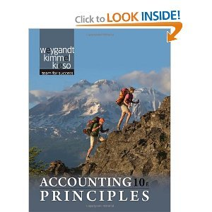 Accounting Principles 10th (Tenth) Edition byKieso pdf