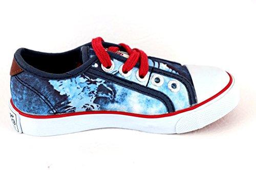 REPLAY Sneaker Low Boy Jungen Blue