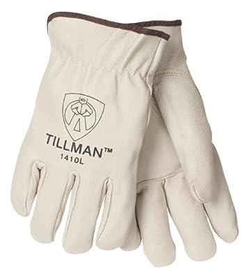 Tillman 1410XL Top Grain Pigskin Drivers Gloves - X-LARGE