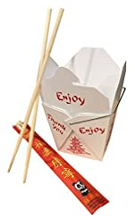COMBO - Pack of 25 Chinese Take Out Boxe...