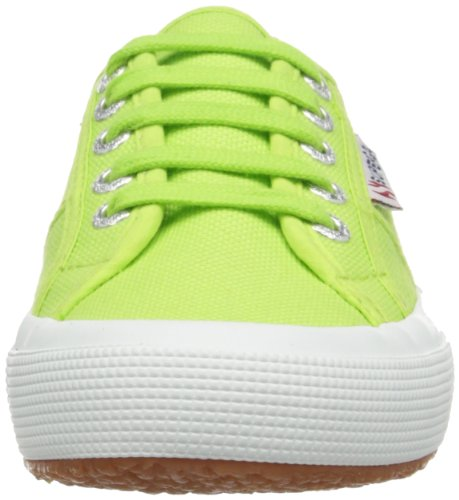 Mixte Adulte acid Superga Cotu Vert 2750 Classic Green Baskets qHw1xIXw