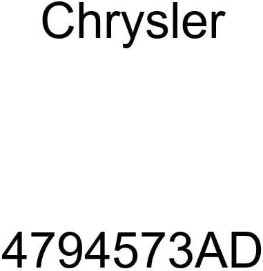 Genuine Chrysler 4794573AD Headlamp and Dash Wiring