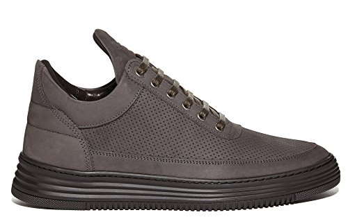 Filling Pieces Low Top Perforated Tone